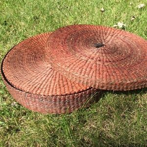 Other - Set 6 Rattan Charger Plates